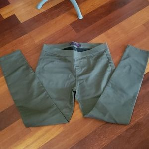 No Boundaries Pull On Jeggings Green L